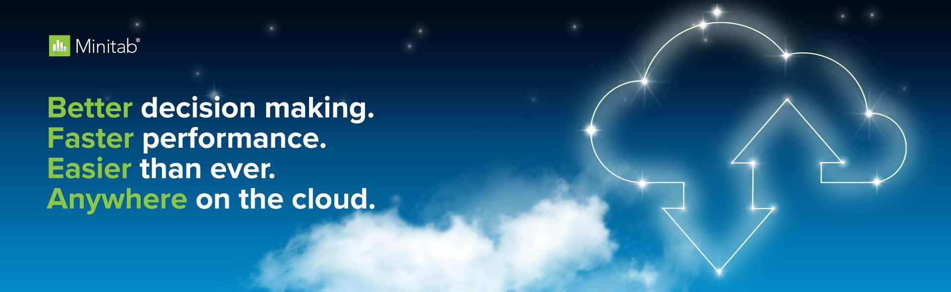 Minitab on the cloud