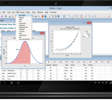 What are the Quality Tools Available in Minitab?