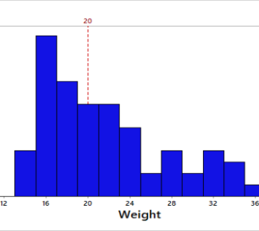 What can we Discover from the Process Data by Creating a Simple Histogram?